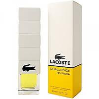 Мужская туалетная вода Lacoste Challenge ReFresh EDT 100 ml (лиц.)