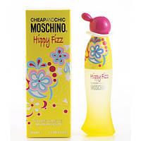 Женская туалетная вода Moschino Cheap & Chic Hippy Fizz EDT 100 ml (лиц.)