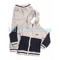 Костюм спортивный Armani (олимпийка с капюшоном, штаны)