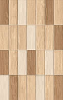 25х40 Керамическая плитка Карелия Мозаик бежевый кухня рабочая поверхность