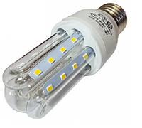 Светодиодная лампа Е27 3U 5 Вт нейтральный белый (4200К), фото 1
