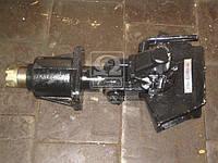 Буксирный прибор (евросцепка) с корпусом и втулкой, d пальца 49мм в сборе  (пр-во БААЗ)