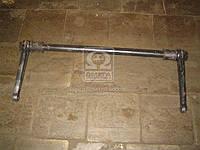 Вал стабилизатора подвески задний МАЗ прямой с рычагами (пр-во Беларусь)