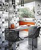 23х35 Керамічна плитка кухня Grani фартух