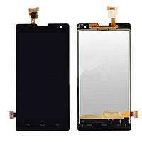 Оригинальный дисплей (модуль) + тачскрин (сенсор) для Huawei Honor 3C H30-U10 (черный цвет)