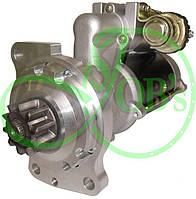 Стартер редукторный МАЗ двигатель ЯМЗ-236,-238 (24 В 8,1 кВт)