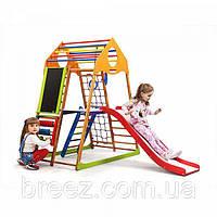 Детские спортивные уголки для дома-отличный способ занять ребенка))