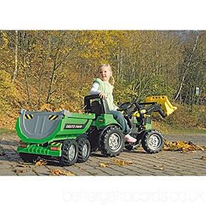 Прицеп для трактора Halfpipe Rolly Toys 122240, фото 2