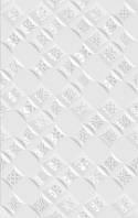 Керамическая плитка декор Relax Aura Релакс Аура белый