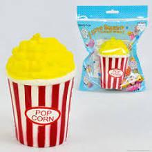 Іграшка Сквиши попкорн