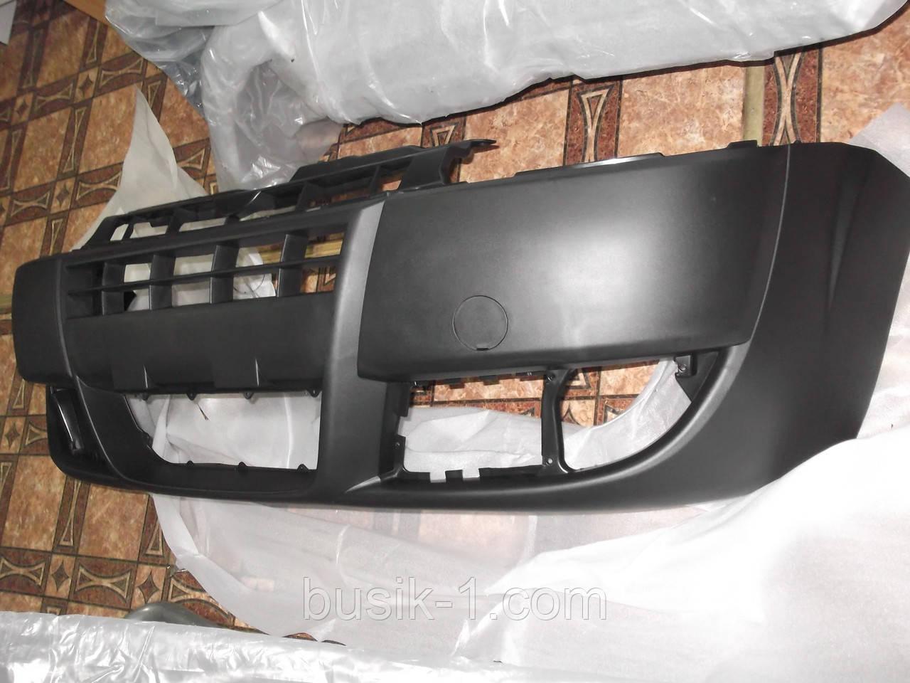 Бампер передний FIAT DOBLO 06-10г.в., фото 1