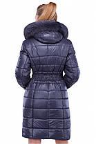 Теплая женская зимняя куртка, фото 3