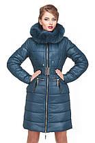 Теплая женская зимняя куртка, фото 2