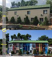 Художественное оформление зданий, фото 1