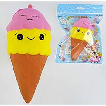 Игрушка антистресс Сквиши Мороженое