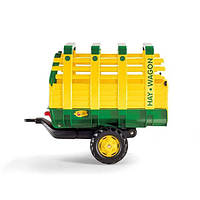 Прицеп для трактора Hay Wagon Rolly Toys 122981