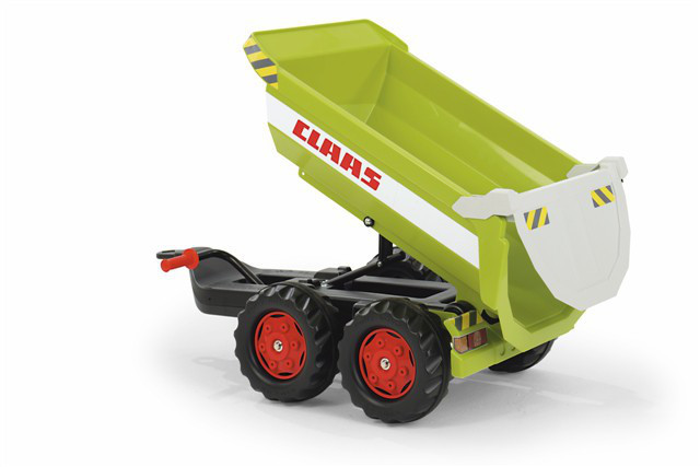 Прицеп для трактора Halfpipe Claas Rolly Toys 122219