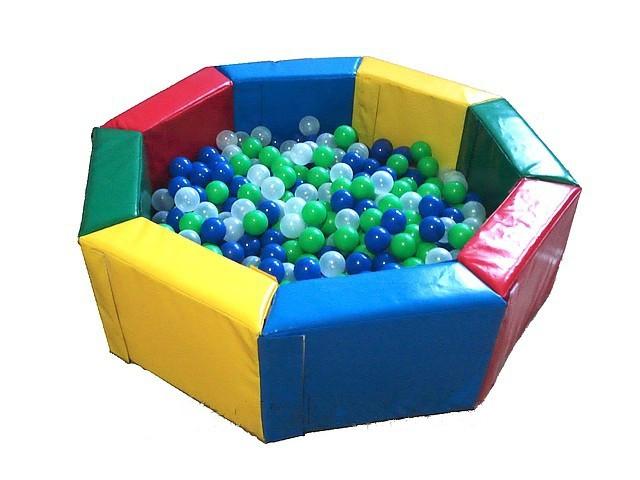 Сухие детские басейны