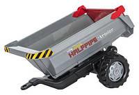 Прицеп для трактора Halfpipe Single Rolly Toys 123193