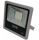 Светодиодный прожектор 20 Вт smd2835 6500К, фото 2