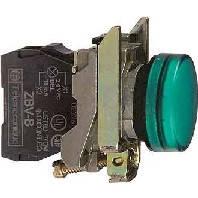 Сигнальная лампа зеленая XB4BVM3