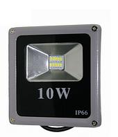 Светодиодный led прожектор 10 Вт smd5730 6500К, фото 1