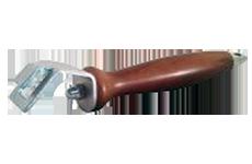 Ухват-держатель для сковороды (чапельник) 22.5см деревянный Ситон