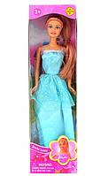 Куколка Принцесса в голубом платье