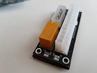 Синхронизатор двух блоков питания MOLEX ATX 24PIN МОЛЕКС