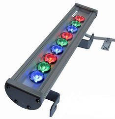 Линейный светильник RV-C 9W-72W  (желтый,оранжевый,синий,голубой, красный, зеленый и др.)
