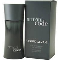 Мужская туалетная вода Armani Code Giorgio Armani (чувственный, сексуальный аромат)