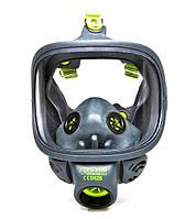 Полная маска противогаза BLS 3150V (Triplex, CL2 EN 136)