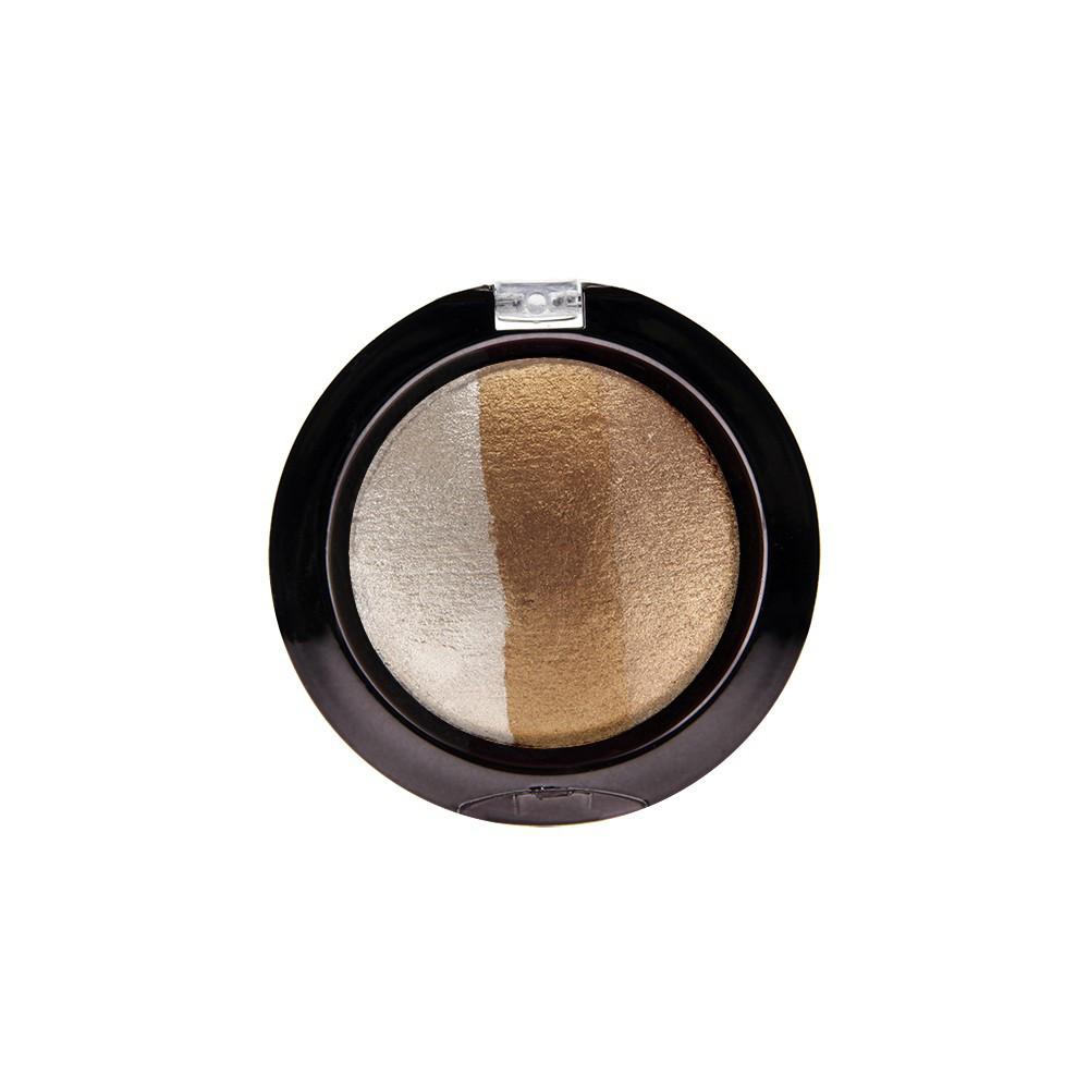 Запеченные тени для глаз NICKA K Baked Terracotta Eyeshadow