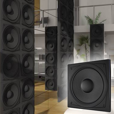 """Форма для 3D панелей """"Динамик"""" 500*500 мм"""