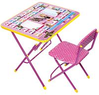 Отличный детский складной комплект кпу 2 «умничка» - современный дизайн и многофункциональность