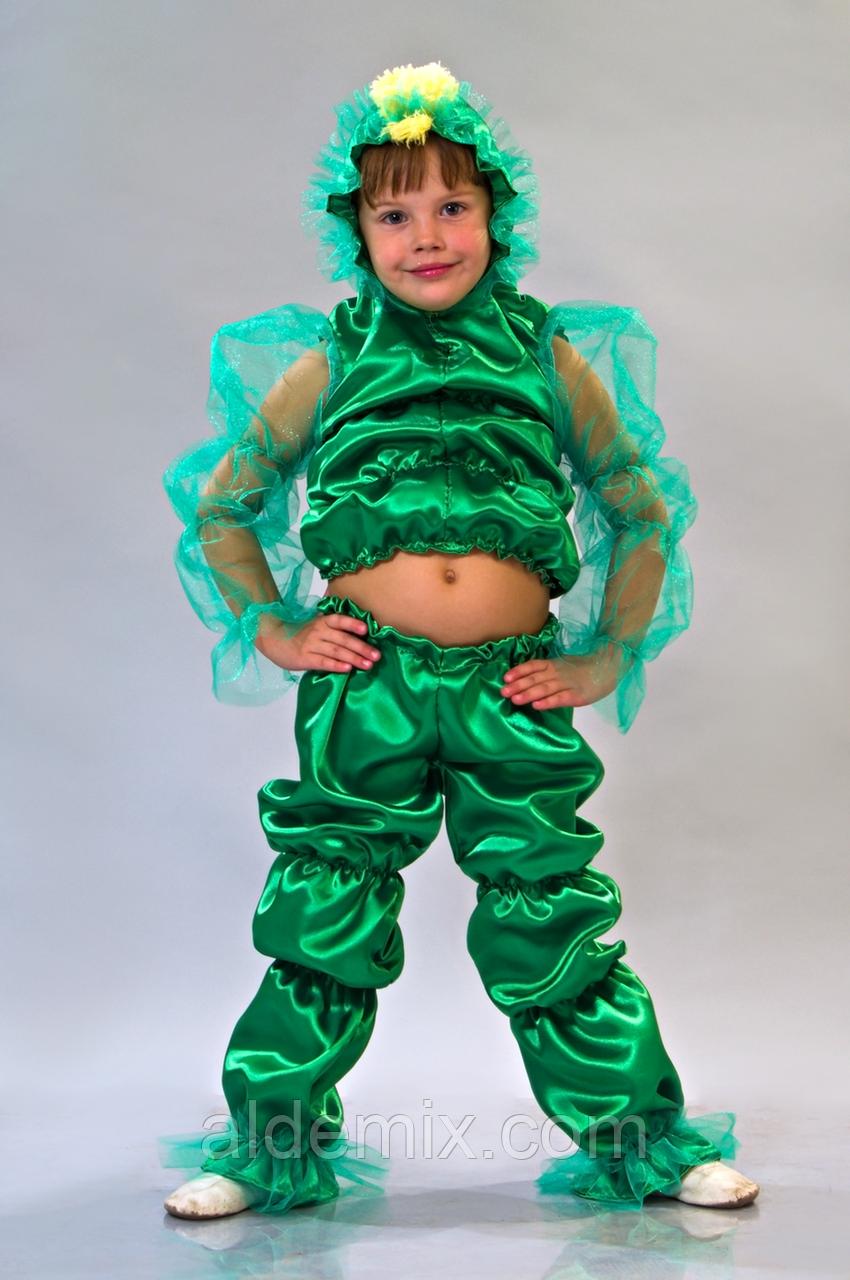 Гусеница костюм детский