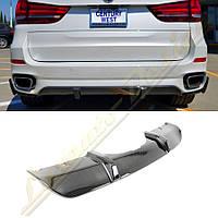 Накладка заднего бампера стиль M-Performance для BMW X5 F15 M-paket