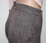 Костюм брючный женский, розовая блуза и брюки, Турция, фото 8