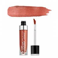 Жидкая помада для губ с эффектом металлик WET N WILD Megalast Liquid Catsuit Metallic Lipstick