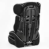 Автокресло Joy E Джой от 9 до 36 кг, черный, фото 6
