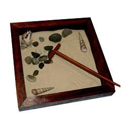 Песок Дзен - древнейший метод релаксации и медитации