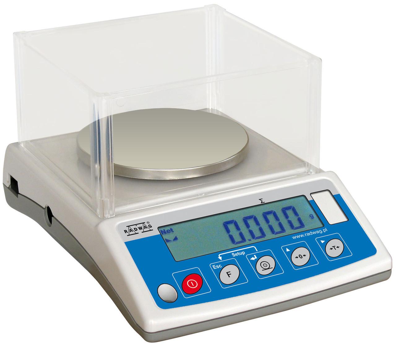 Весы технические WLC 0.2/C/1 (Radwag, Польша)