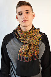 Мужской шарф Маркиз бежевый