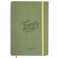 Блокнот Gifty Family Book Green. Семейная Книга , фото 1