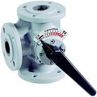 3-х ходовой поворотный смесительный клапан Honeywell DR100GFLA
