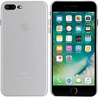 Чехол-накладка TOTO Ultra Thin TPU Case iPhone 7 Plus/8 Plus White