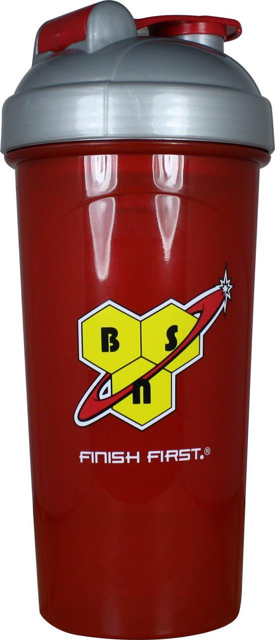 Шейкер BSN Shaker 700 ml red