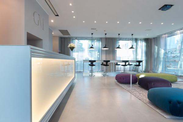 Мебель для салона (ДСП,стекло)