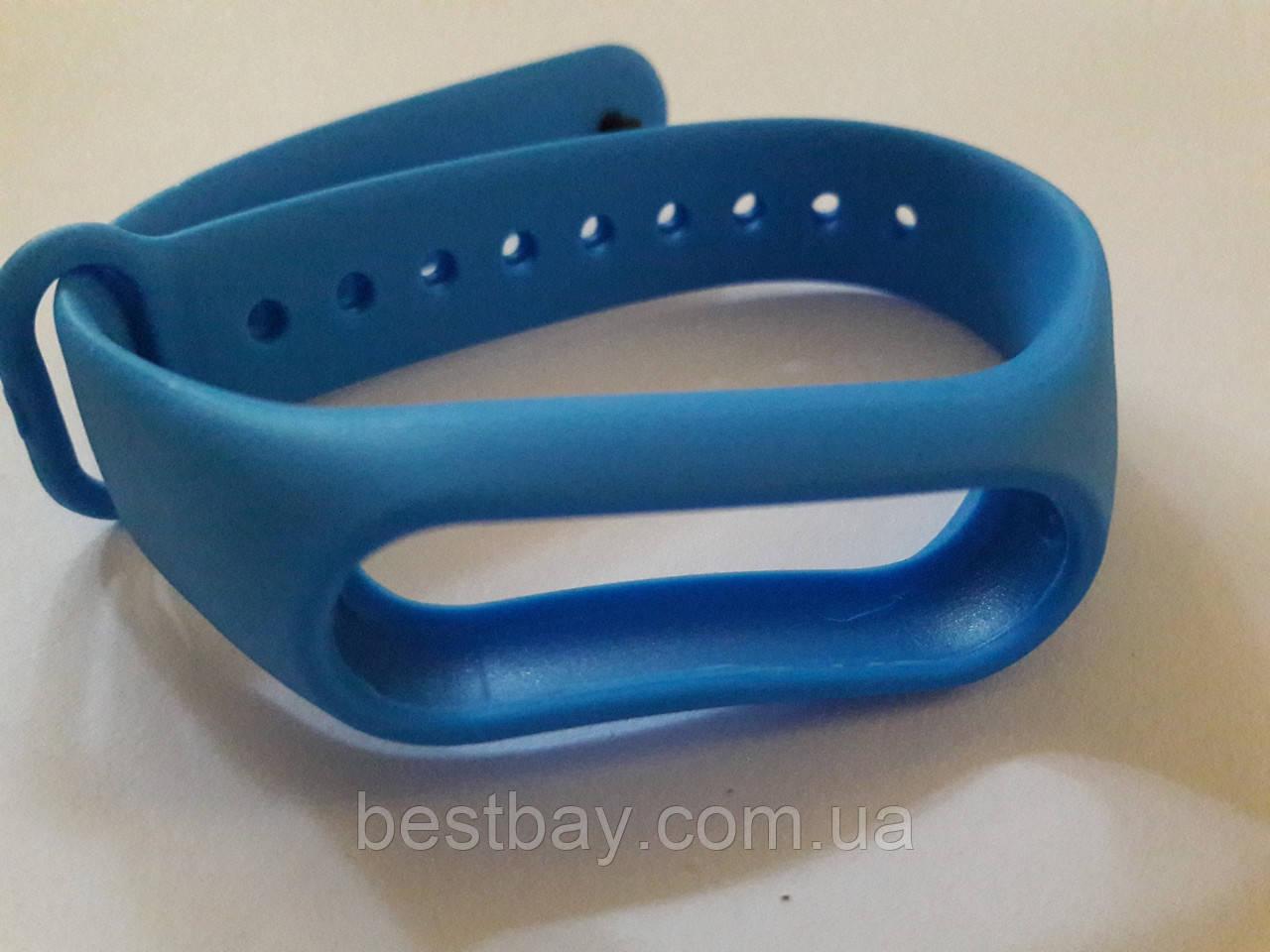 Ремешок для Фитнес-трекера Xiaomi Mi Band 2 Синий