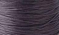 Вощенный шнур темно-фиолетовый (примерно 80 м)
